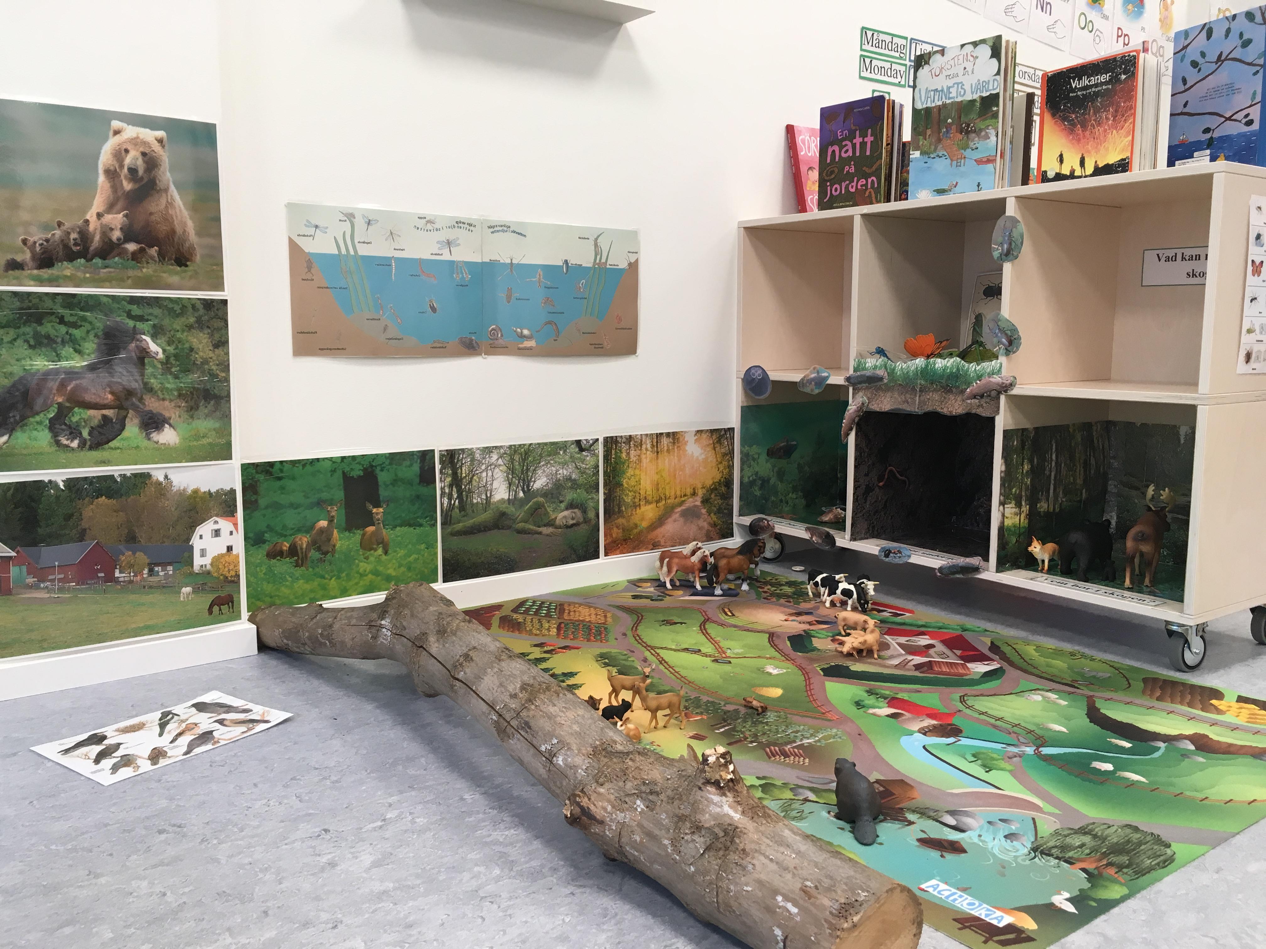 En Ny Forskola Vaxer Fram Molndal