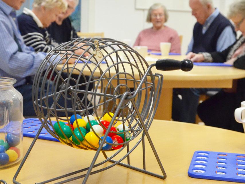 Bingo fr seniorer - Mlndal - Mlndals stad